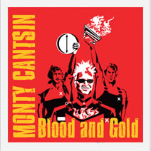 Monty Cantsin Blood Gold Plagiarism